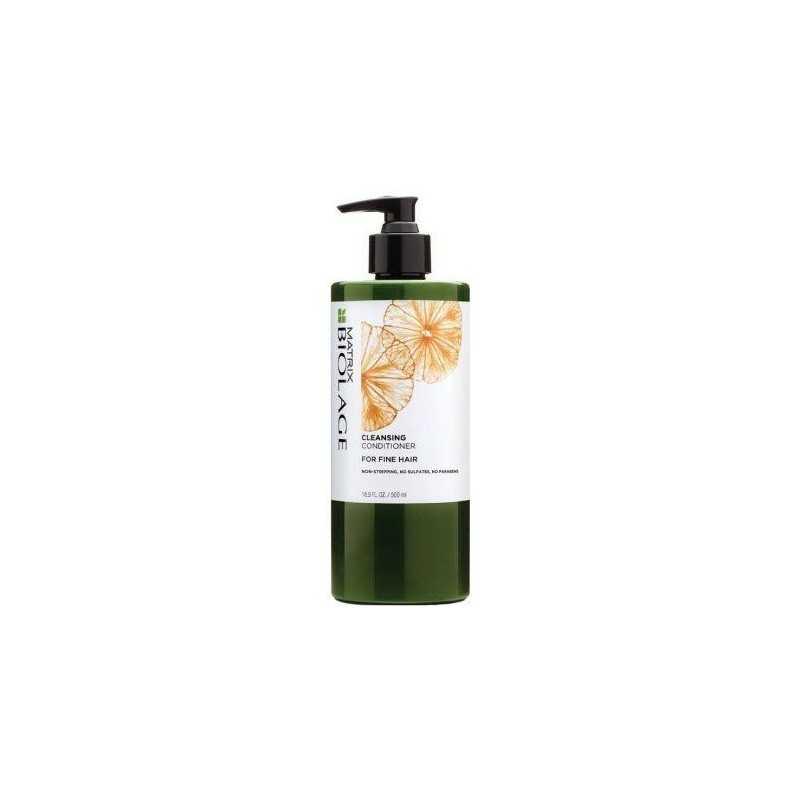 Matrix Biolage Cleansing, Odżywka oczyszczająca Fine 500ml