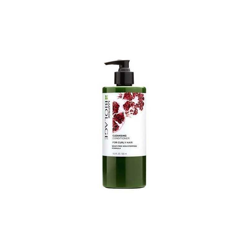Matrix Biolage Cleansing, Odżywka myjąca do kręconych 500ml