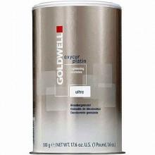 Goldwell Oxycur Platin Ultra White, Rozjaśniacz w proszku 500g
