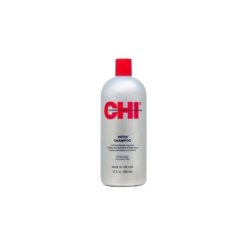 CHI Infra, Szampon pielęgnujący włosy farbowane 946ml