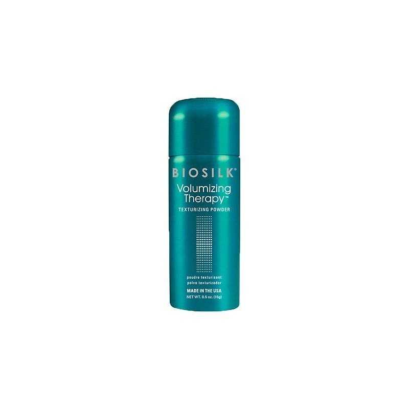 Biosilk Volumizing Texturizing Powder 15g - Puder nadający objętość włosom