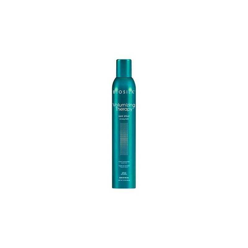 Biosilk Volumizing Hairspray 340g - Lakier utrwalający stylizację fryzury