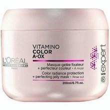 Loreal Vitamino A-OX, maska odżywiająca kolor włosów, chroni przed UV 200ml