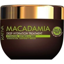 Kativa Macadamia Deep Hydration Treatment 250ml, maska