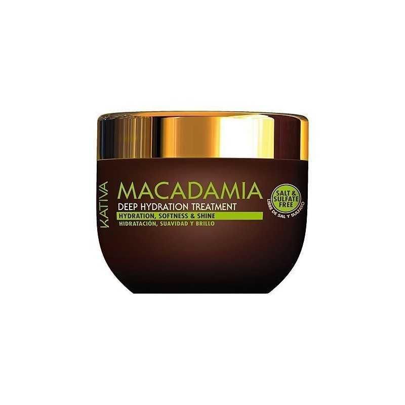 Kativa Macadamia Deep Hydration Treatment 500ml, maska