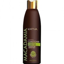 Kativa Macadamia Hydration 250ml, odżywka