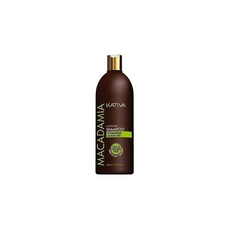 Kativa Macadamia Hydration 500ml, szampon