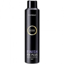 Montibello Decode Finish Fix Plus Strong Hairspray 250ml, lakier