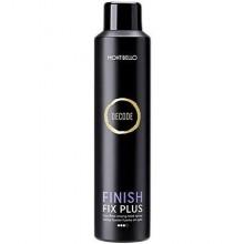 Montibello Decode Finish Fix Plus Strong Hairspray 250ml, lakier