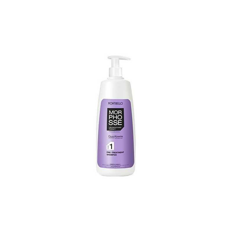 Montibello Morphosse Oleo Keratin 500ml, szampon