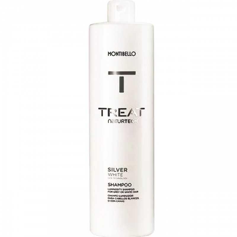 Montibello Silver White 1000ml, szampon