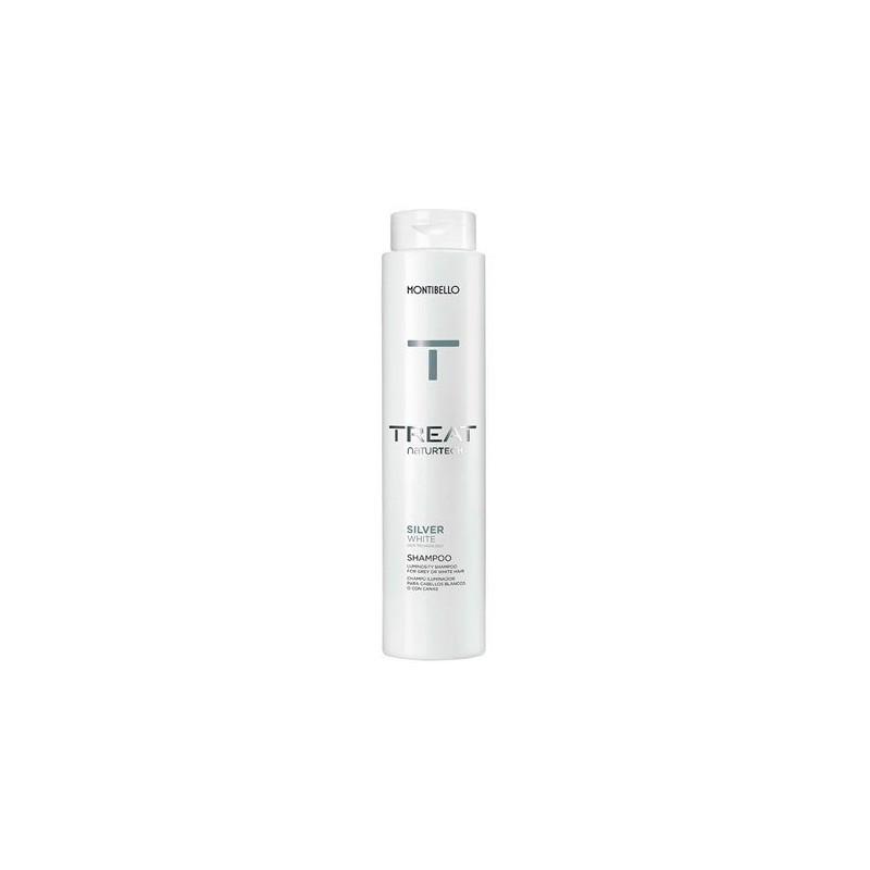 Montibello Silver White 300ml, szampon