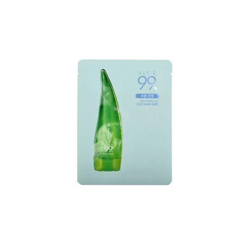 Holika Holika Aloe 99% Soothing Gel Mask Sheet 23ml, maseczka