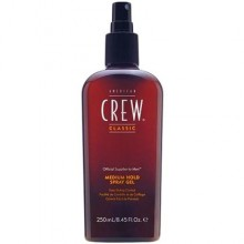 American Crew Medium Hold Spray Gel żel w sprayu  250ml