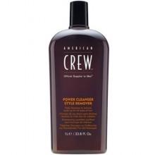 American Crew Power Clean szampon oczyszczający 1000ml