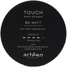 Artego Touch Be Matt 100ml, wosk