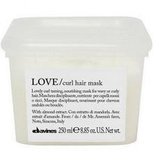 Davines LOVE CURL 250ml, maska