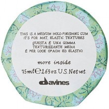 Davines More Inside Medium Hold Finishing Gum 75ml, guma