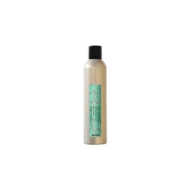 Davines More Inside Strong Hairspray 400ml, lakier