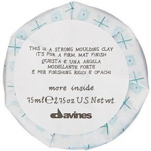 Davines More Inside Strong Moulding Clay 75ml, glinka