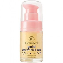 Dermacol Gold Anti Wrinkle Make Up 15ml, baza