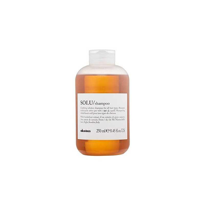 Davines SOLU 250ml, szampon