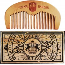 Dear Barber Beard Comb, grzebień