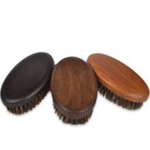 Kartacz do brody z naturalnym włosiem dzika w średnim rozmiarze
