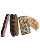 Grzebienie i kartacze do profesjonalnej pielęgnacji męskiej brody