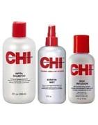 Chci Infra Treatment - pogłębiona regeneracja włosów farbowanych